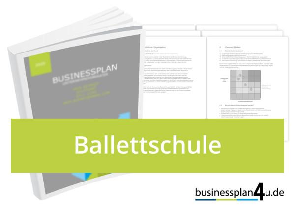 businessplan-erstellen-ballettschule