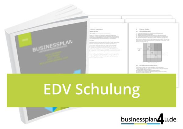 Businessplan EDV Schulung Download
