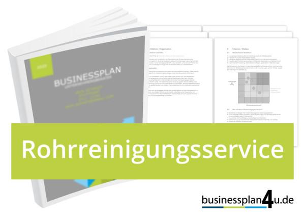 businessplan-erstellen-rohrreinigungsservice