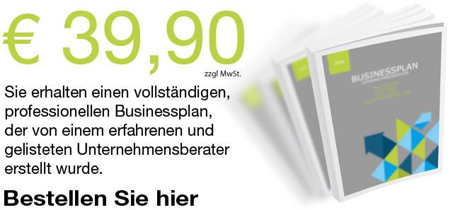Businessplan kaufen - Gratis Vorlagen