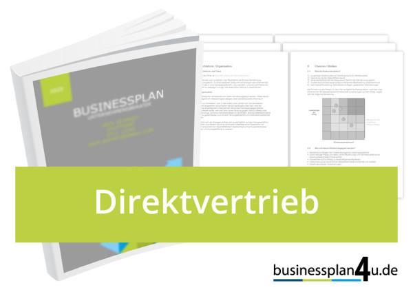 businessplan-erstellen-direktvertrieb